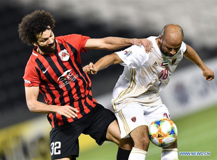 (SP)QATAR-DOHA-FOOTBALL-ASIAN CHAMPIONS LEAGUE-AL WAHDA FSCC VS AL RAYYAN SC