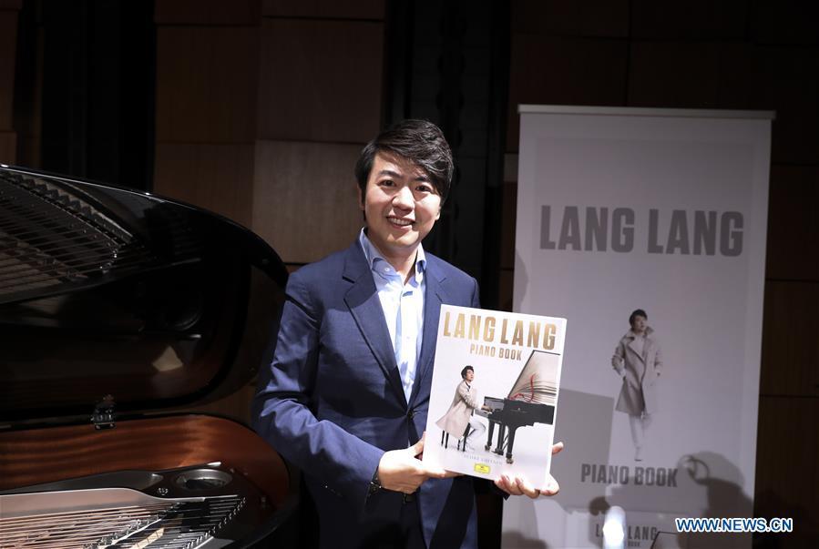 钢琴家郎朗分享最新专辑的音乐体验