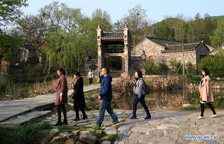 CHINA-HUBEI-DAWU-JINLING VILLAGE-RURAL DEVELOPMENT (CN)