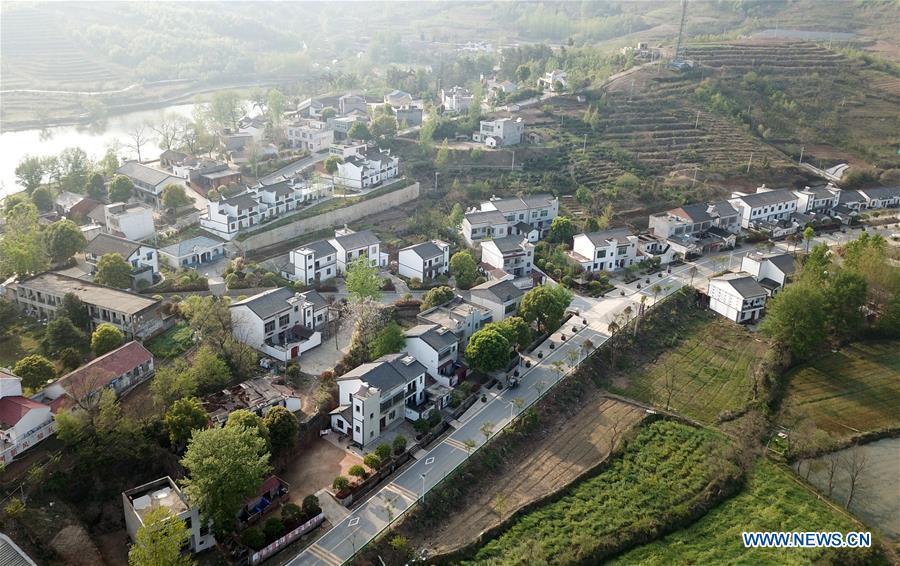 CHINA-HUBEI-DAWU-JINLING VILLAGE-RURAL DEVELOPMENT (CN)