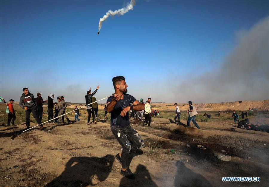 MIDEAST-加沙冲突