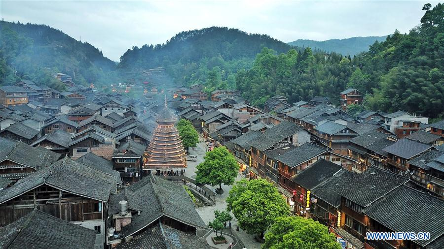 CHINA-GUIZHOU-LIPING-DONG VILLAGE (CN)