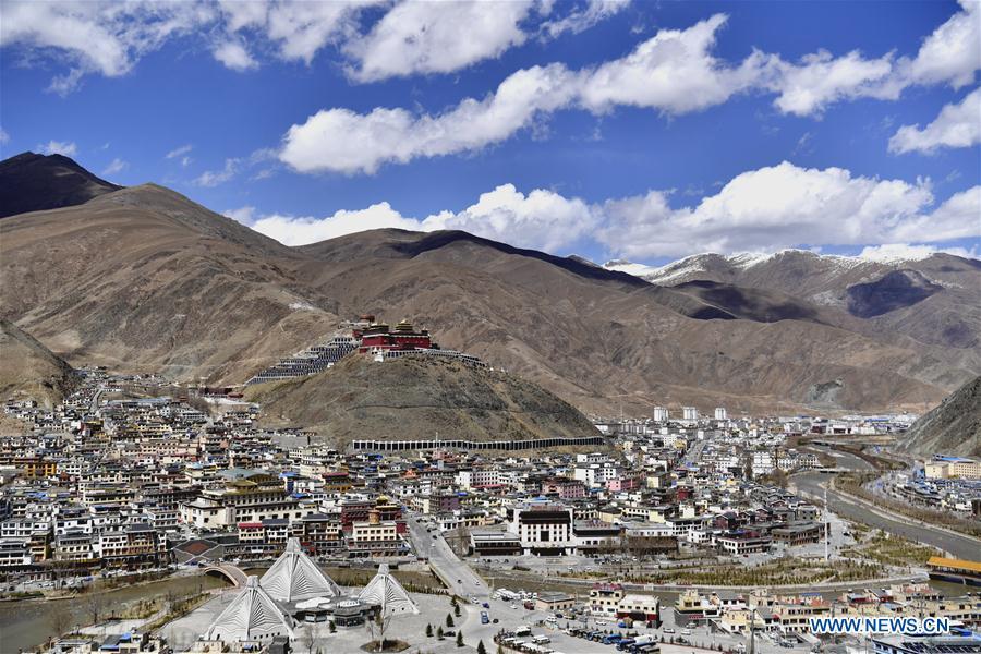CHINA-QINGHAI-YUSHU-NEW LOOK (CN)