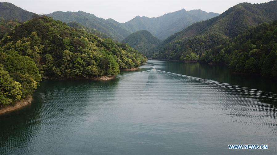CHINA-ANHUI-TAIPING LAKE SCENIC SPOT (CN)