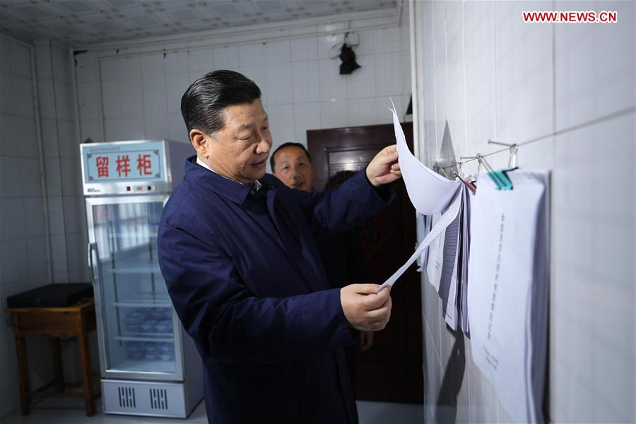 CHINA-CHONGQING-XI JINPING-INSPECTION (CN)