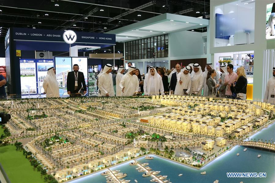 阿聯酋-ABU DHABI-REAL ESTATE-EXHIBITION