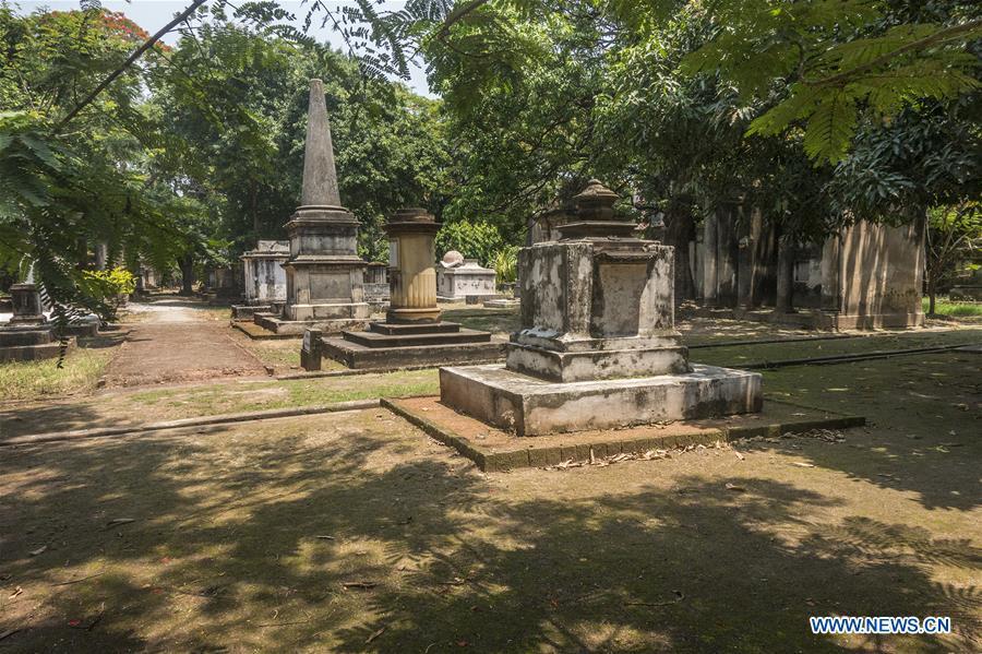 In pics: South Park Street Cemetery in Kolkata, India