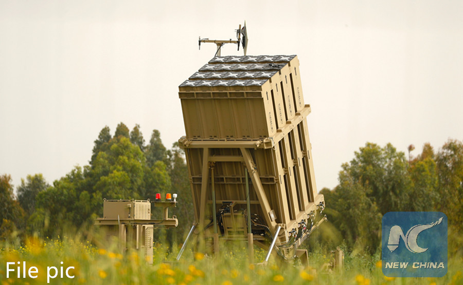 Israel successfully tests Patriot, Iron Dome missiles in live-fire drill