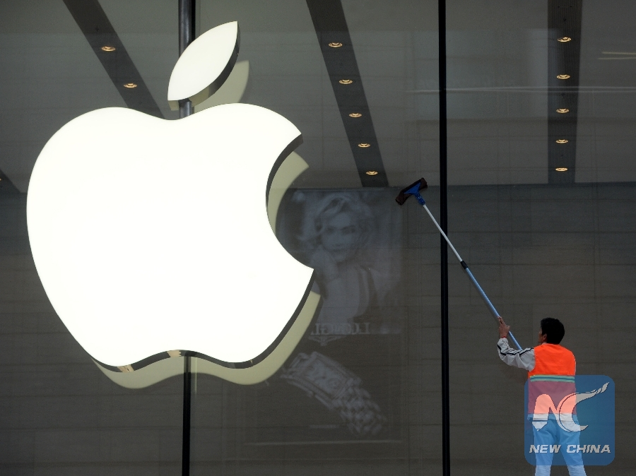 Apple expects greater cooperation with China on clean energy