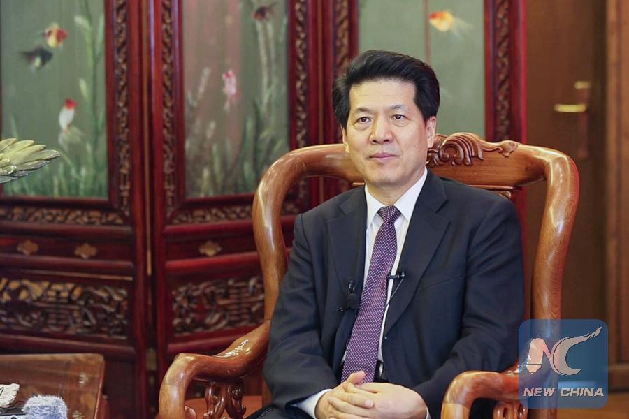 Interview: Chinese ambassador says BRI deepens China-Russia ties