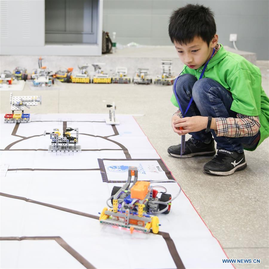 #CHINA-HUNAN-ADOLESCENT ROBOTICS COMPETITION (CN)