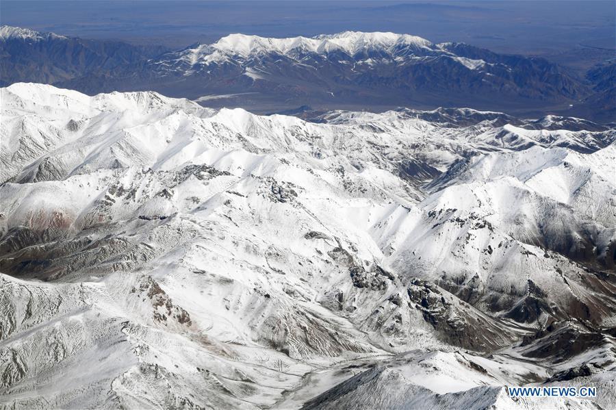 CHINA-QILIAN MOUNTAINS-SCENERY (CN)