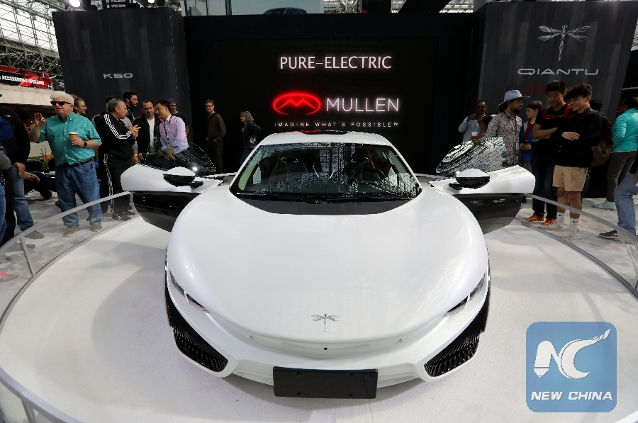 Interview New York Auto Show Welcomes More Chinese Exhibitors Show