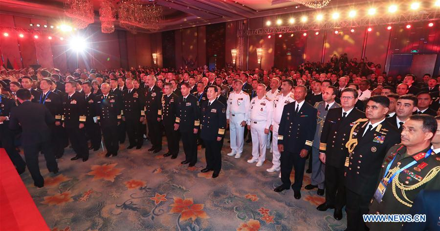 Multinational Naval Events Kick Off to Mark Chinese Navy Anniversary