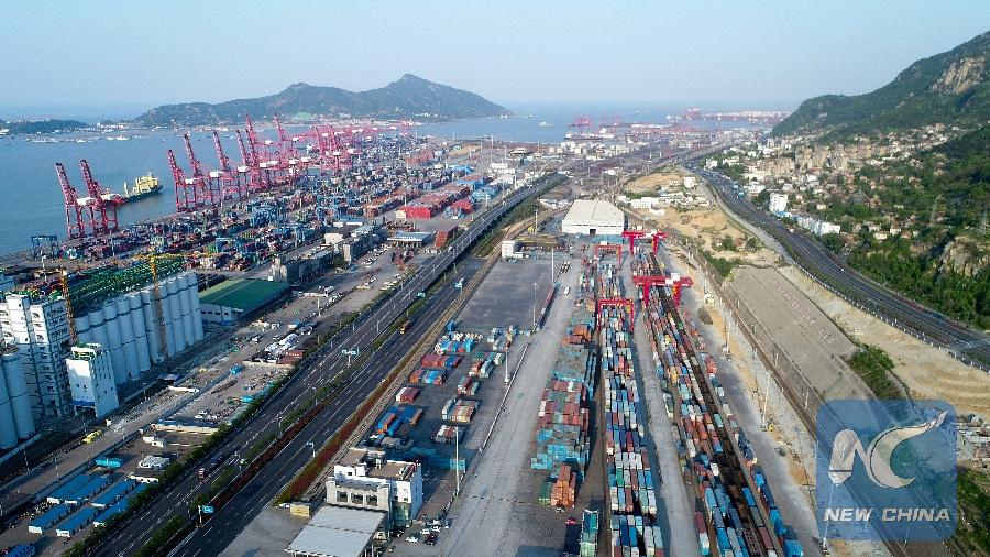 Interview: TASS chief says BRI enhances Russia-China ties, regional partnership