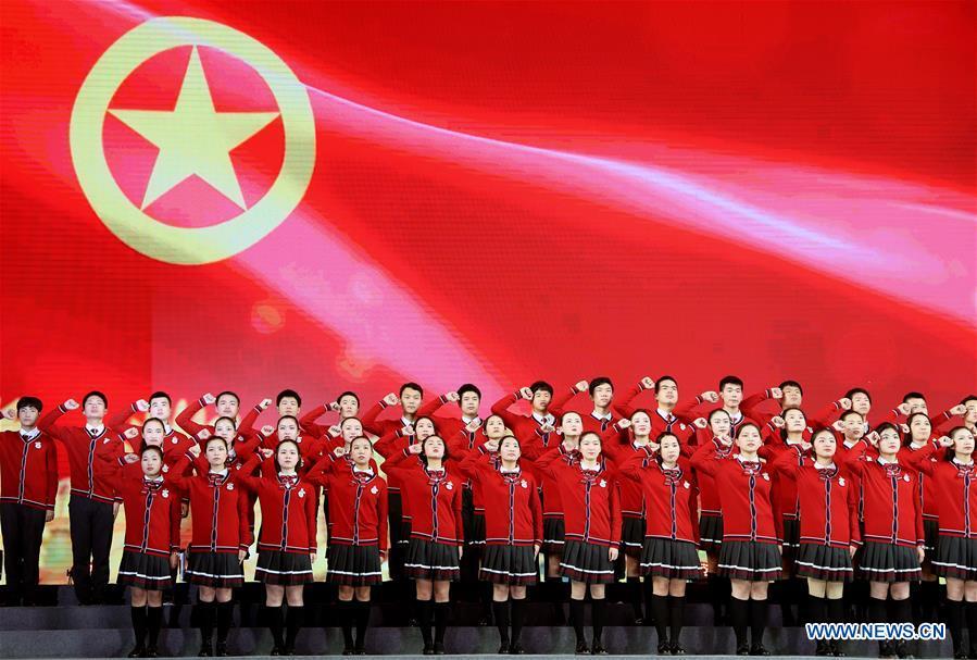 中国 - 上海 - 可能第四次运动 - 中央 - 合唱(CN)