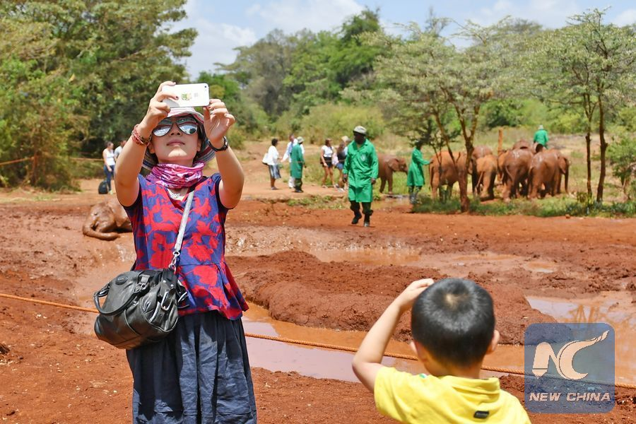 Kenyan tourism campaigns pay off as more Chinese visit