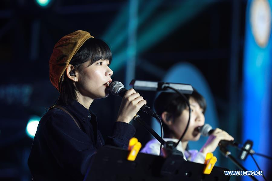#CHINA-SHANDONG-JIMO-FOLK MUSIC FESTIVAL (CN)