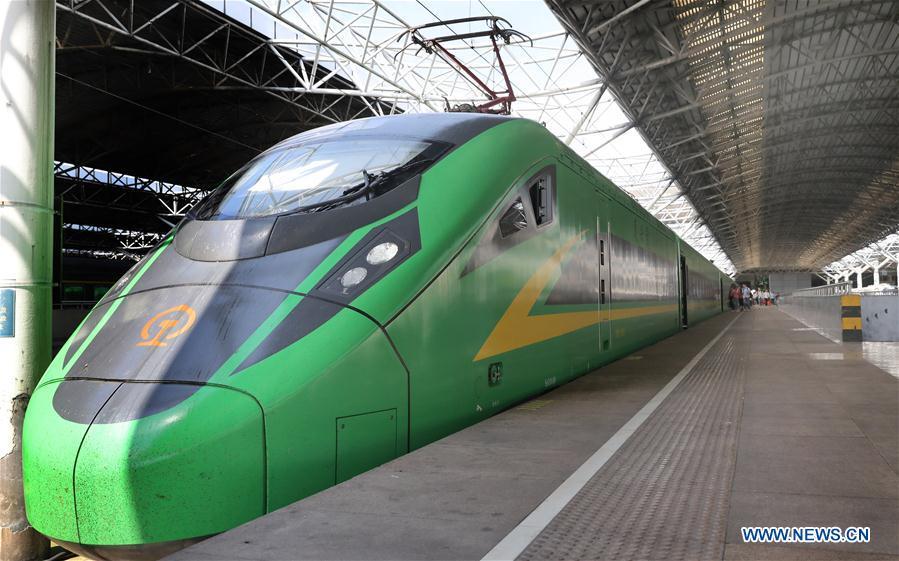 中国 - 上海 - 高速列车(CN)