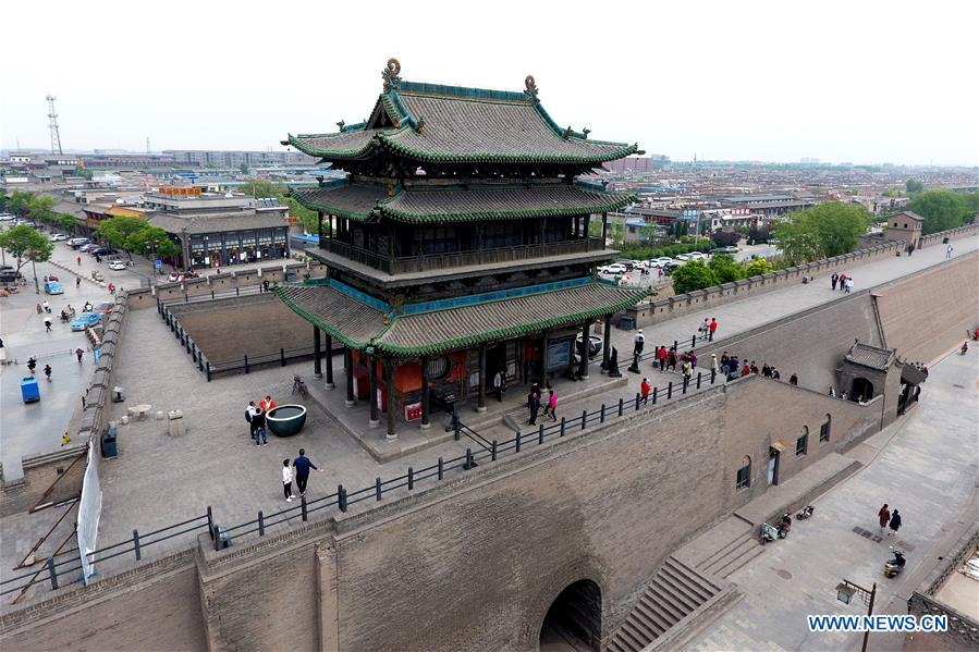 中国 - 山西 - 平遥风景区(CN)