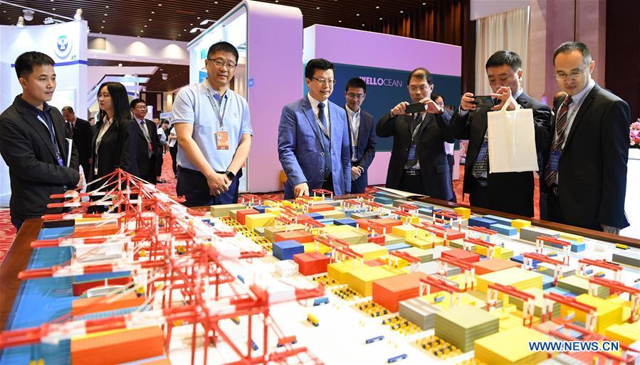 CHINA-GUANGZHOU-WORLD PORTS CONFERENCE (CN)