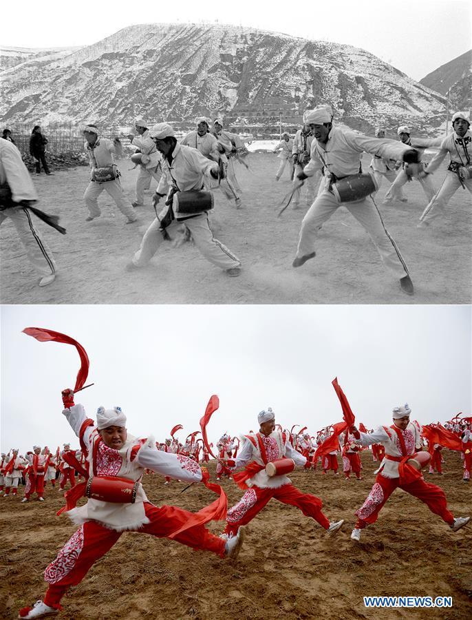 CHINA-SHAANXI-YAN'AN-GREAT CHANGE (CN)