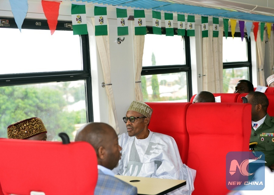 Nigeria to increase capacity of China-assisted railway service due to increasing demand