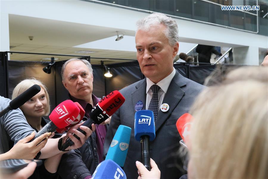 立陶宛 - 維爾紐斯 - 總統選舉 - 投票