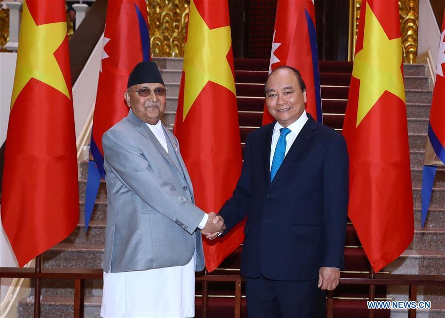 越南 - 河内 - 尼泊尔外交