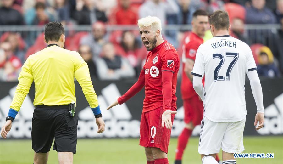 (SP)CANADA-TORONTO-MLS-TORONTO FC VS PHILADELPHIA UNION