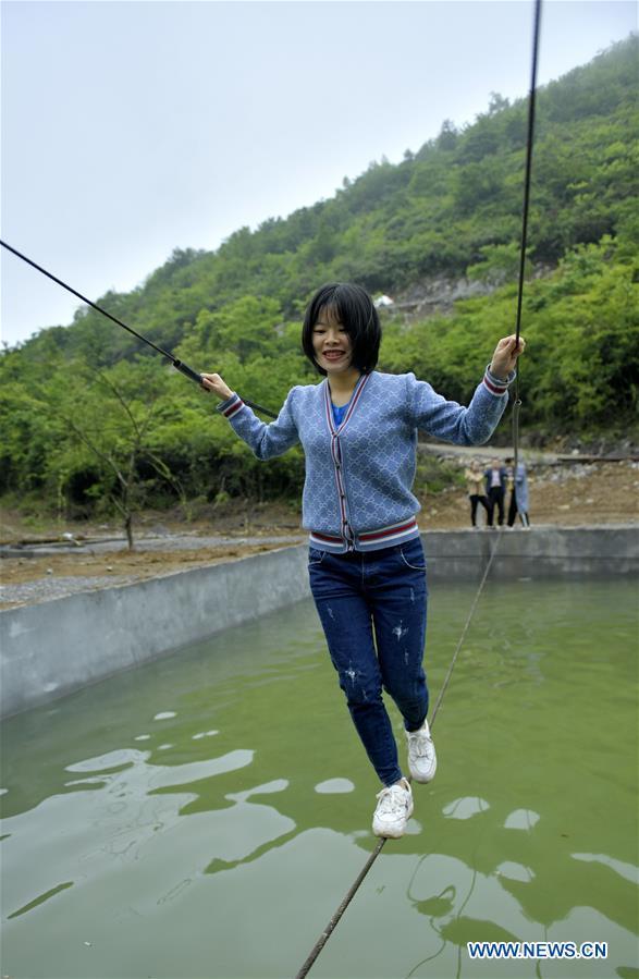 #CHINA-HUBEI-ENSHI-ERTAIPING VILLAGE-TOURISM (CN)