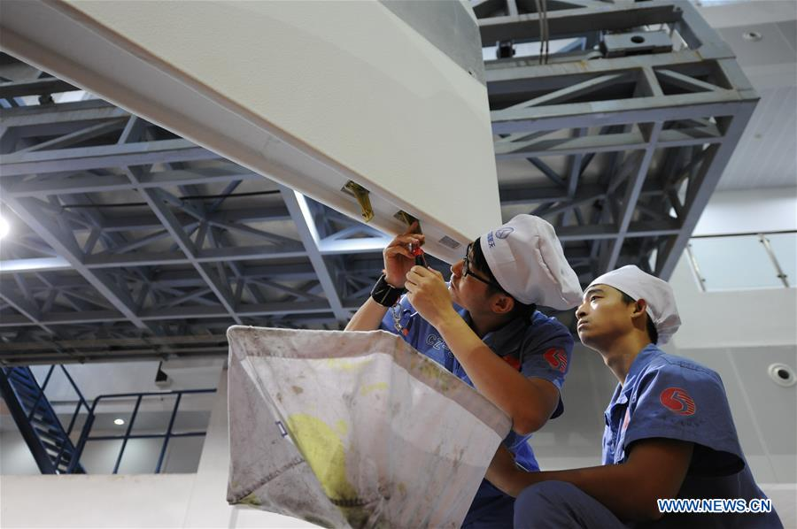 CALT,中国最大的导弹和运载火箭研究