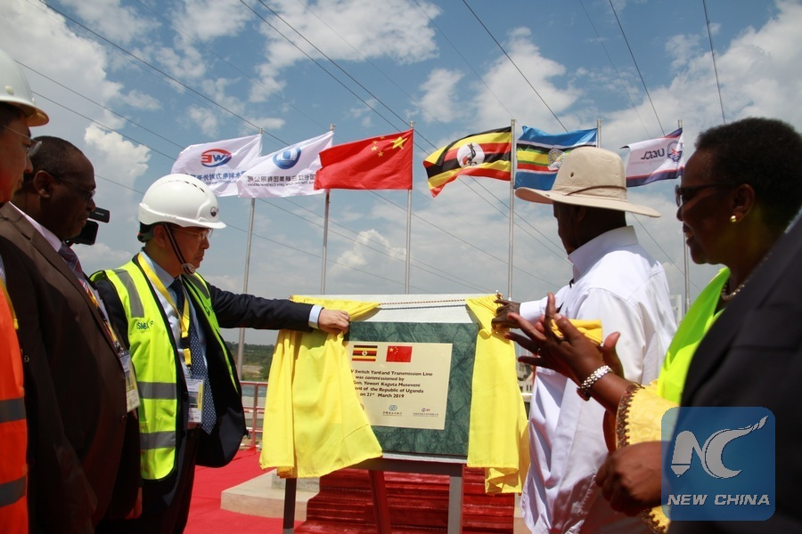 Chinese-built power plants in Uganda to reduce tariff rate by 17 5