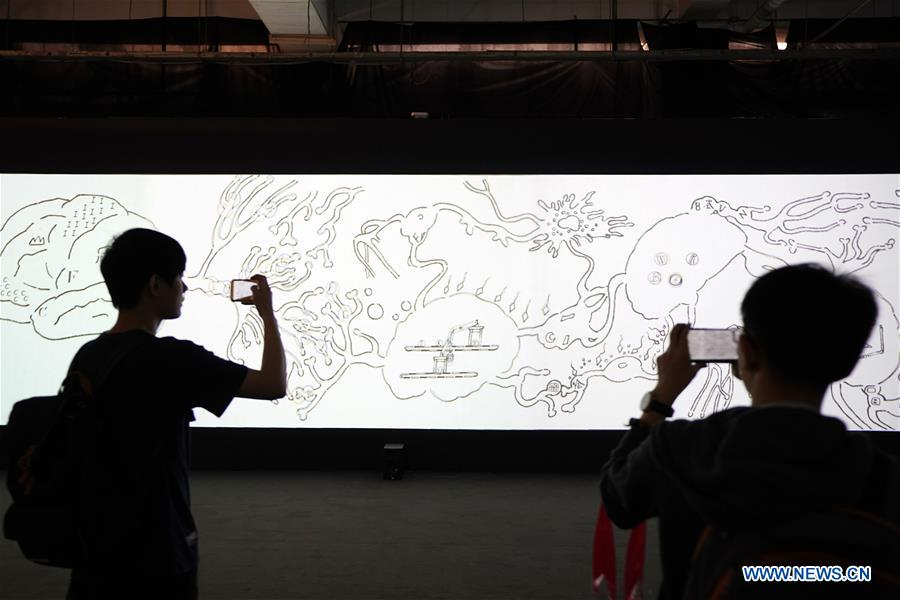 (CDAC)CHINA-BEIJING-ASIAN DIGITAL ART EXHIBITION (CN)
