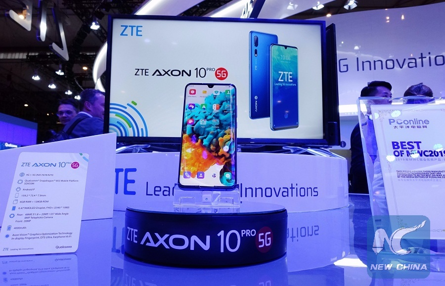 First 5G mobile test call performed in Hungary using ZTE equipment
