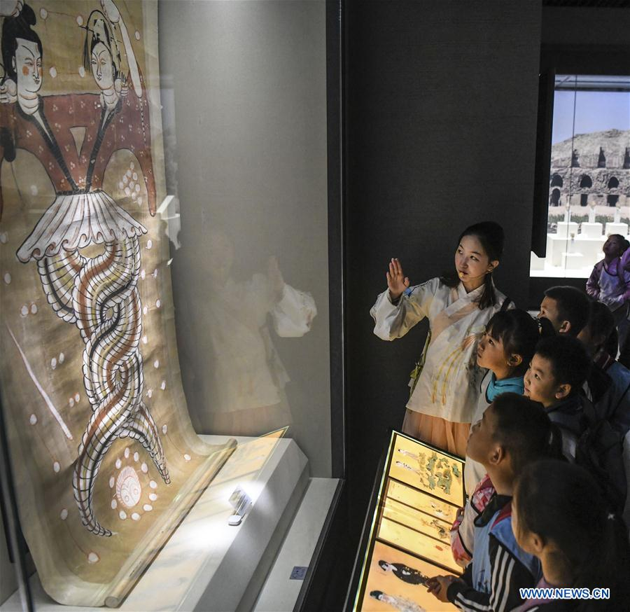 CHINA-XINJIANG-URUMQI-MUSEUM DAY (CN)