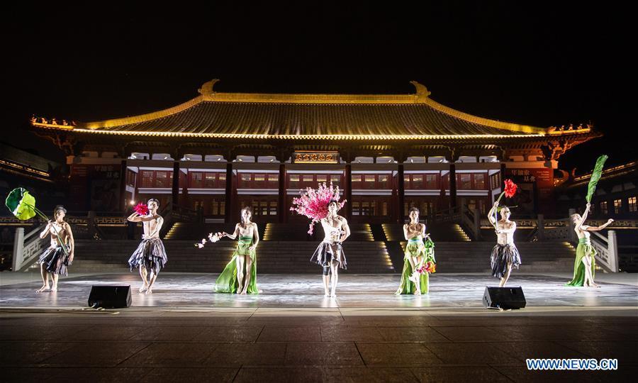 #CHINA-JIANGSU-MUSEUMS (CN)