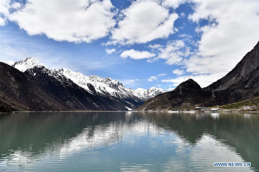CHINA-TIBET-QAMDO-RA'OG LAKE-SCENERY (CN)