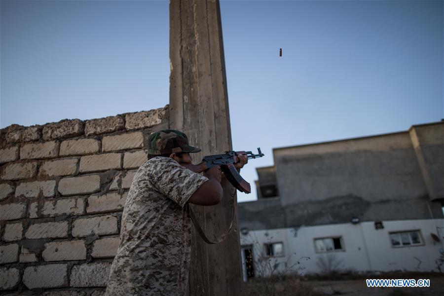 Libya on verge of civil war: UN envoy - Xinhua | English news cn