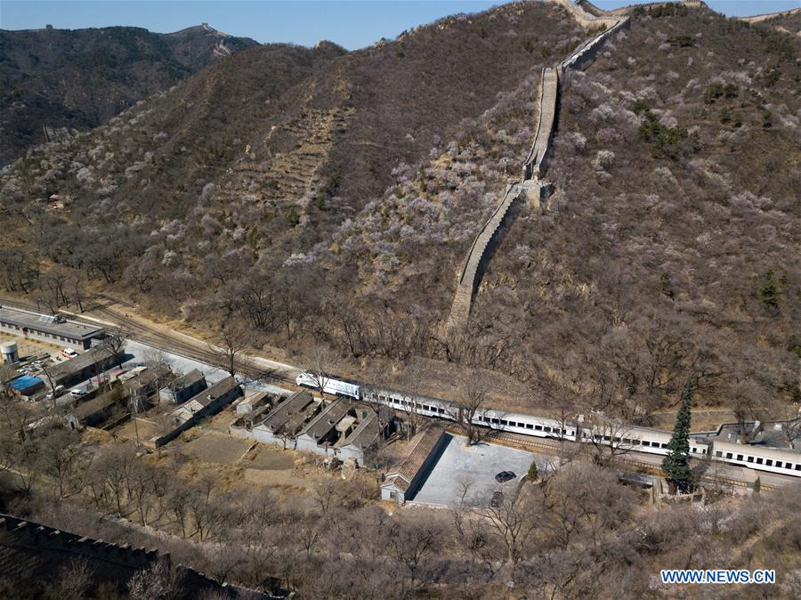 "Xinhua Headlines: 100-year-old railway witnesses ""China speed"""