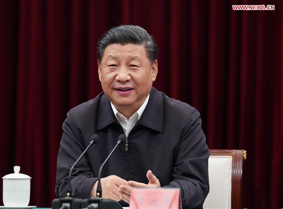 Xi Focus: Xi requires new advances in rise of central China - Xinhua | English.news.cn