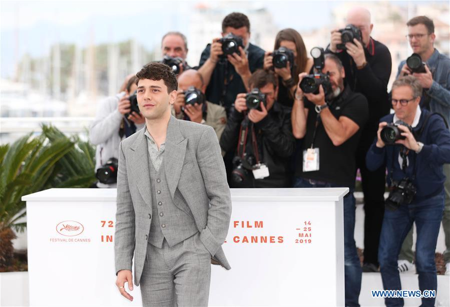 FRANCE-CANNES-FILM FESTIVAL-PHOTOCALL-MATTHIAS AND MAXIME
