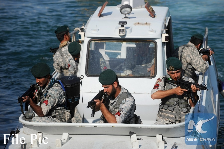 Iran asserts full control on north of Strait of Hormuz