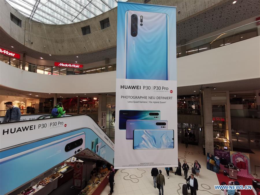 Xinhua Headlines: Restricting Huawei backfires on U.S. interests, disrupts global telecom industry - Xinhua   English.news.cn