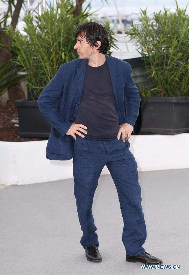 "FRANCE-CANNES-FILM FESTIVAL-PHOTOCALL-""THE TRAITOR"""