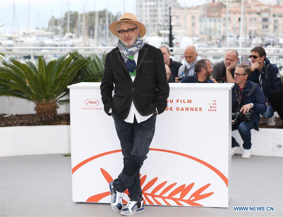 "FRANCE-CANNES-FILM FESTIVAL-PHOTOCALL-""IT MUST BE HEAVEN"""