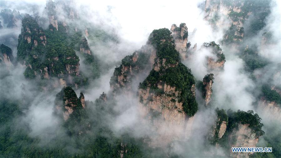 #CHINA-HUNAN-ZHANGJIAJIE-SCENERY (CN)