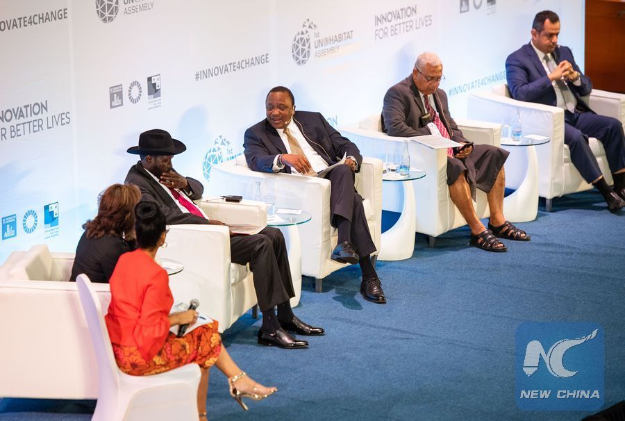 World leaders call for greater commitment towards achieving sustainable urban development