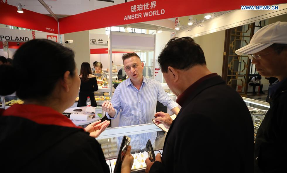 Belt and Road Brand Expo 2019 kicks off at Shanghai Exhibition