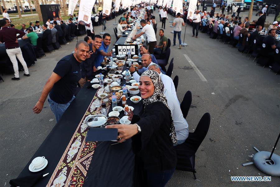 埃及新行政资本 -  IFTAR